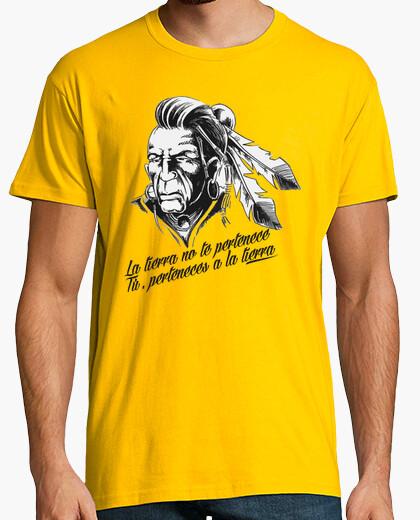 Camiseta Mohicano sabio