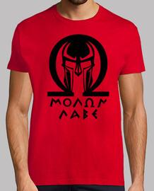 molon labe  T-shirt  mod.07