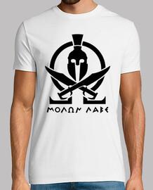 molon labe  T-shirt  mod.17