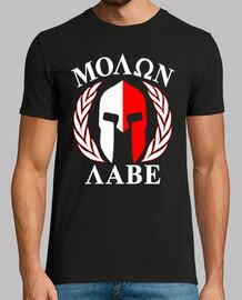 molon labe  T-shirt  mod.26