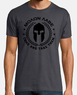 molon labe  T-shirt  mod.27