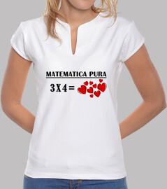 molona coupé shirt avec style chinois en mathématiques 3x4 cou
