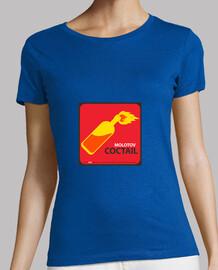 molotov street / women's t-shirt
