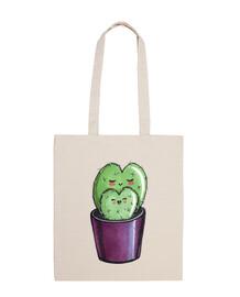 mom heart cactus