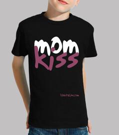 Mom Kiss, niñ@