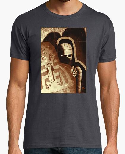 Camiseta MOMIA SERIE chico