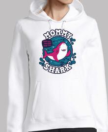 mommy shark stroke