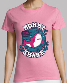 Mommy Shark trazo