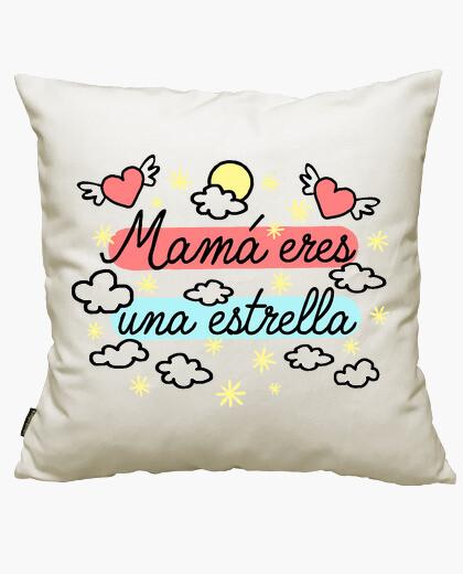 Mom're a star cushion cover