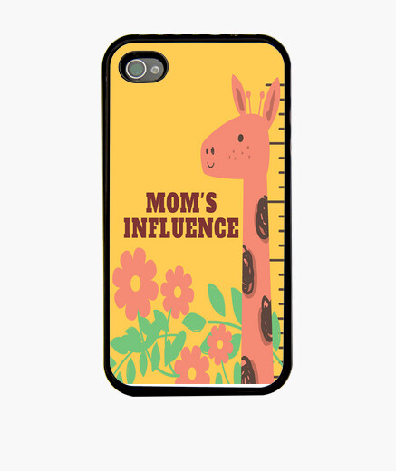 Mom's influence OK! iphone cases