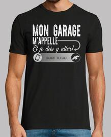 Mon garage m'appelle
