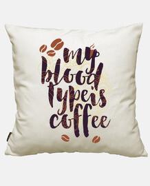 mon groupe sanguin est le coffee