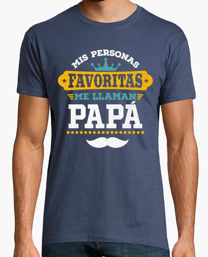 Tee-shirt Mon par son populaires comme moi LLA l3