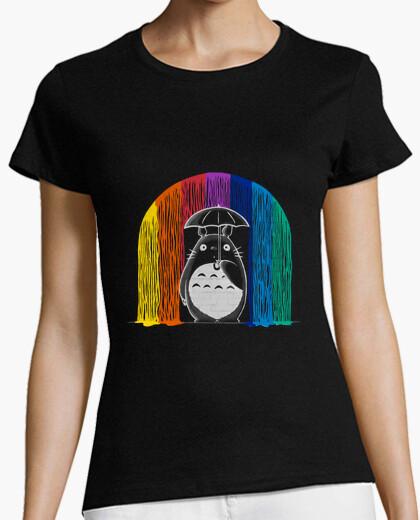 Tee-shirt Mon voisin coloré