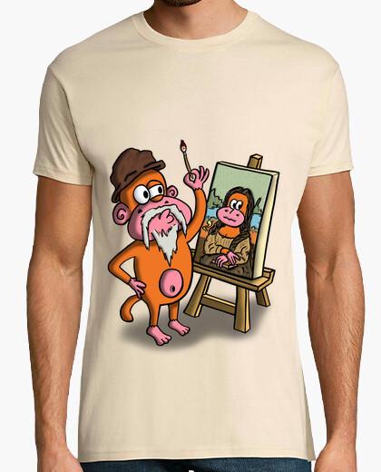 Camiseta Monardo Da Vinci