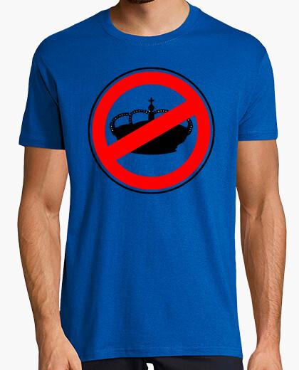 Camiseta Monarquia