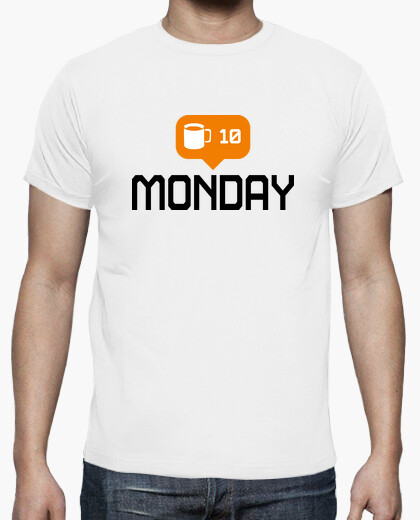 Camiseta MONDAY MOOD