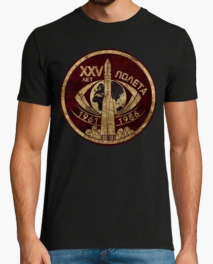 Tee-shirt monde cccp boctok oeil v06