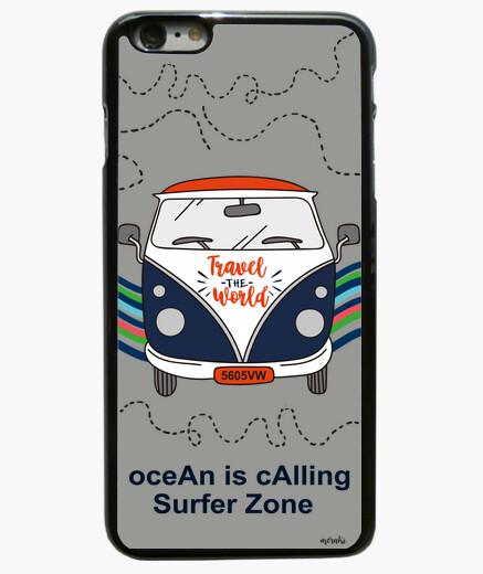 Coque Iphone 6 Plus / 6S Plus monde du voyage m