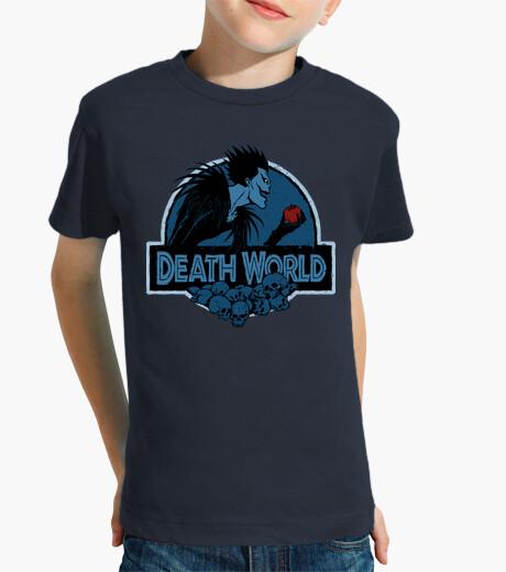 Abbigliamento bambino mondo la morte