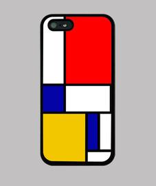Mondrian 2 iphone
