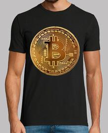 Moneda de 1 Bitcoin