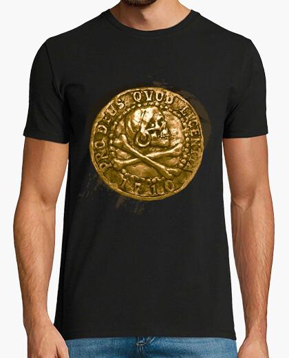 Camiseta Moneda pirata- Uncharted 4