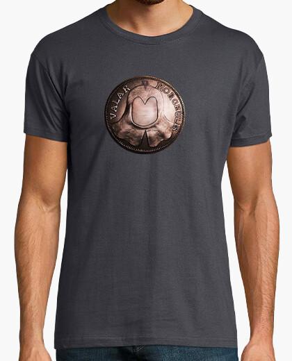 Camiseta moneda valar morghulis