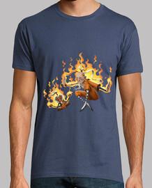 Monje shaolin - Camiseta chico