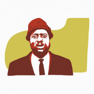 monje thelonious T-shirts