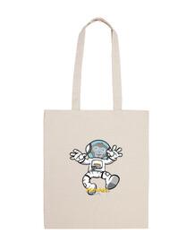 Monkey astronauta