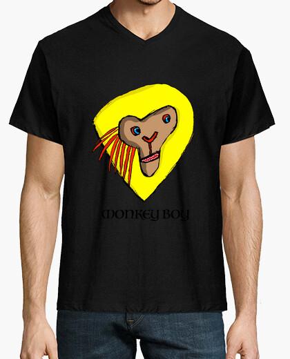 Tee-shirt Monkey boy