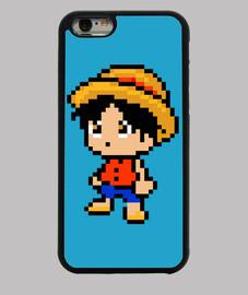 Monkey D. Luffy 8bit (iPhone)