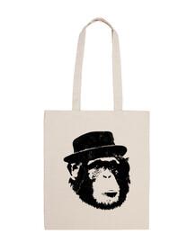 monkey hipster