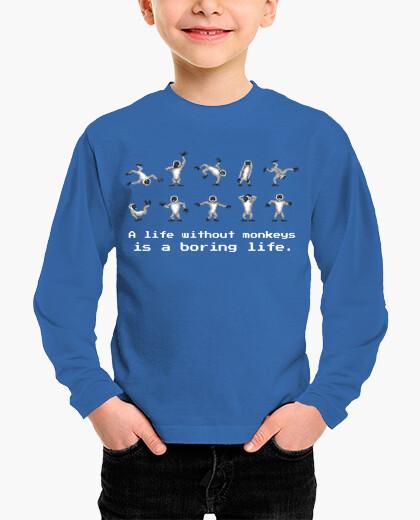 Ropa infantil Monkey Island - Monkeys (TALLA INFANTIL)