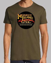Monkey Island - receta del grog. Caqui