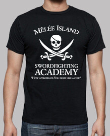 Monkey Island - Swordfighting academy