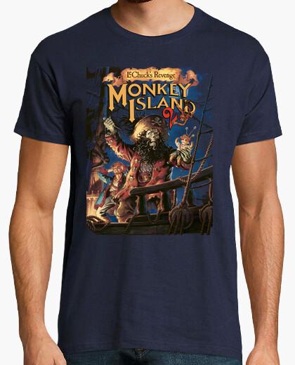 Camiseta Monkey Island 2