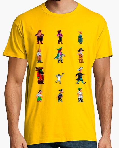 Camiseta Monkey Island 2 (HOMBRE)