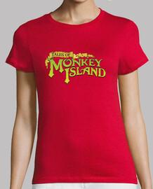 Monkey Island Chica