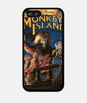 Monkey Island - The revenge of Chuck