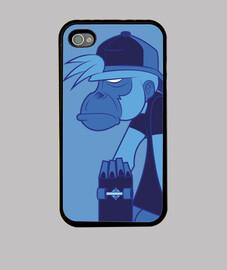 monkey skater case of mobile