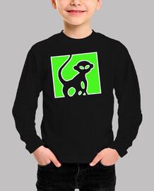 Monkey verde
