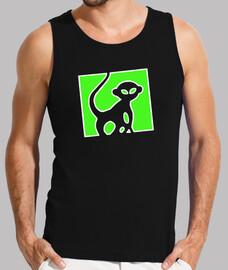 monkeyverde camisetatirantes