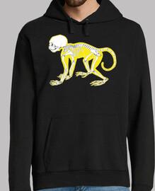 mono amarillo