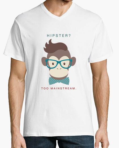 Camiseta Mono Hipster
