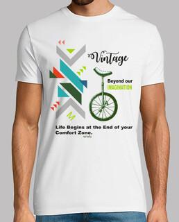 monocycle vintage chb