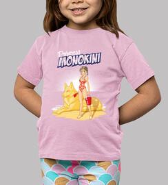 monokini princesa