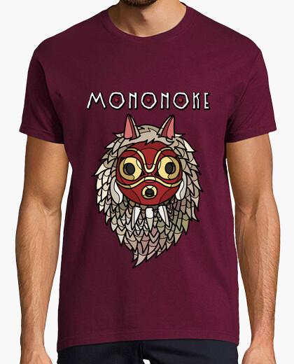 Camiseta Mononoke - MorganaArt