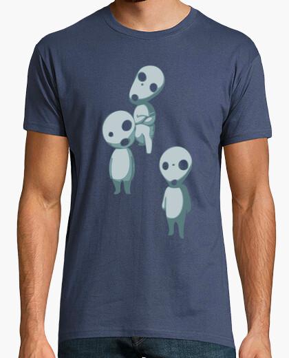 Mononoke kodamas t-shirt